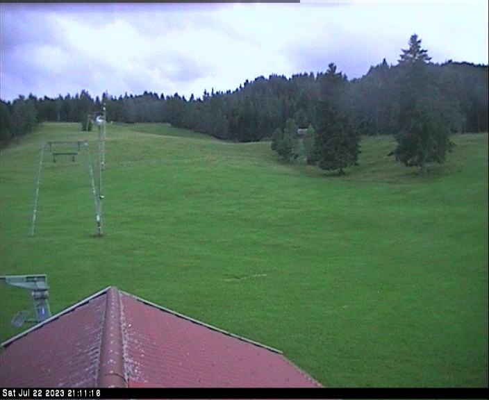 Webcam Mittenwald - Kranzberg